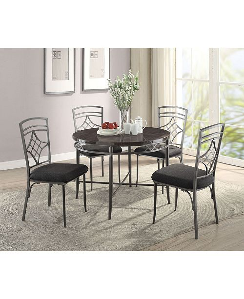 Acme Furniture Burnett Dining Table