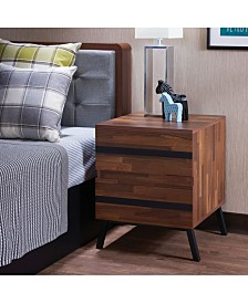 Karine Nightstand-End Table