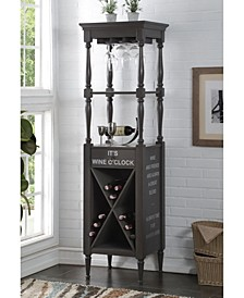 Anthony Wine Cabinet