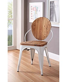 Jakia Iii Side Dining Chair, Set of 2