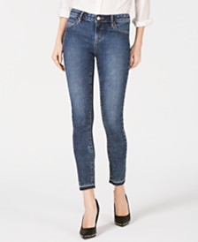 Articles of Society Carly Released-Hem Skinny Jeans