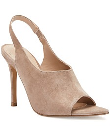 CHARLES by Charles David Trapp Slingback Peep Toe Sandals