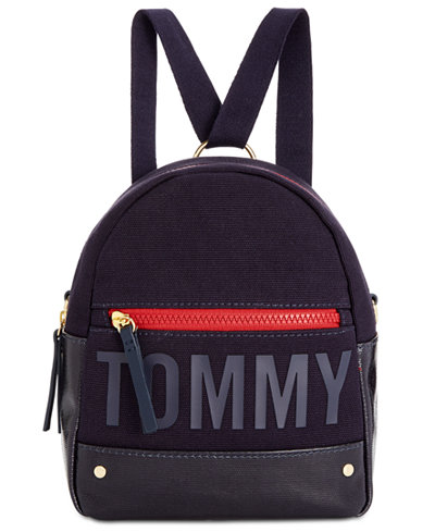 Tommy Hilfiger Paola Mini Convertible Backpack