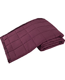 Elite Home Down Alternative Solid Blanket Collection