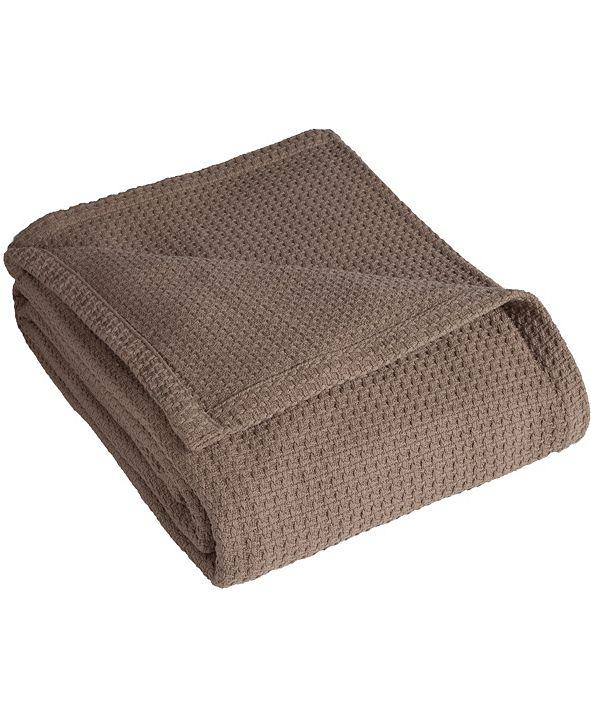 Elite Home Grand Hotel Cotton Twin Blanket
