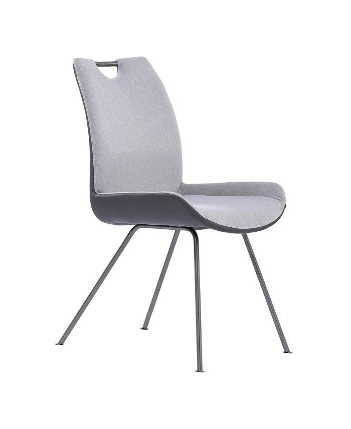 Armen Living - Coronado Dining Chair (Set of 2), Quick Ship