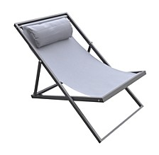 Wave Outdoor Patio Chair, Quick Ship