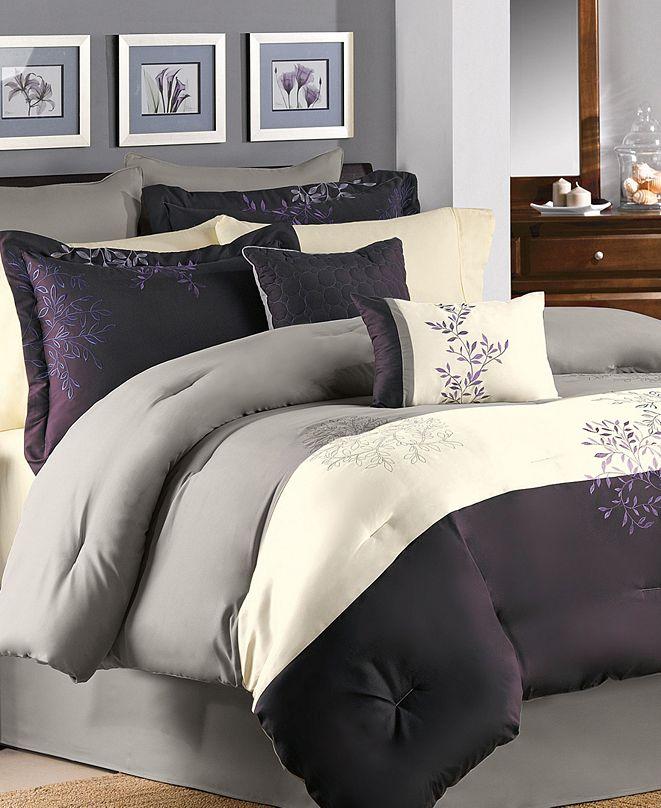 Riverbrook Home Murell 7 Pc King Comforter Set