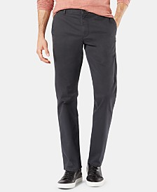 Dockers Men's Big & Tall Classic-Fit All Seasons Tech Khaki Pants