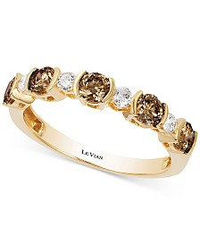Le Vian® Diamond Band (7/8 ct. t.w.) in 14k Gold