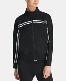 DKNY Sport Zip Sweatshirt, Created for Macy's