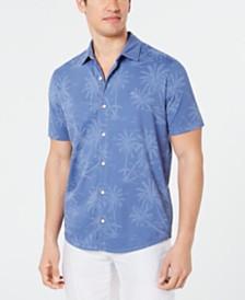 Tommy Bahama Men's Mahanaha Palm Pima Shirt