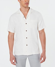 Tommy Bahama Men's Sip Happens Silk Shirt