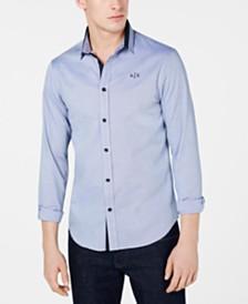 A|X Armani Exchange Men's Logo Graphic Shirt