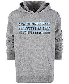 Big Boys Champions Train Graphic Hoodie, Created for Macy's
