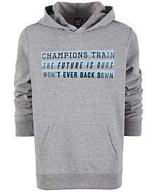 Ideology Big Boys Champions Train Graphic Hoodie, Created for Macy's