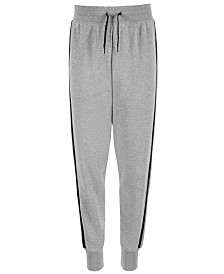 Ideology Big Boys Side-Stripe Jogger Pants, Created for Macy's