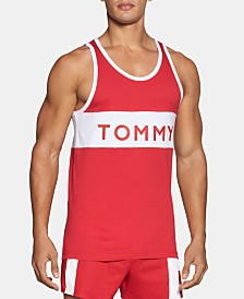 Tommy Hilfiger Men's Modern Essentials Colorblocked Tank Top