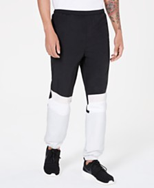 ID Ideology Men's Colorblocked Woven Joggers, Created for Macy's