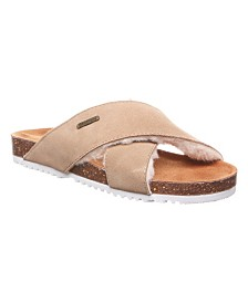 BEARPAW Women's Britton Sandals