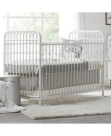 Monarch Hill Ivy Metal Crib