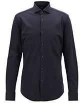 be4886ef Hugo Boss Clearance/Closeout Mens Dress Shirts - Macy's