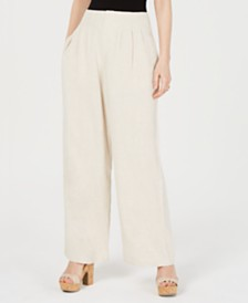 Lost + Wander Crescent Moon High-Rise Wide-Leg Pants