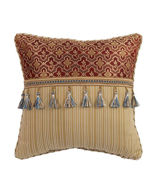 Croscill Arden 16x16 Fashion Pillow