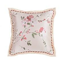 "Blyth 18"" x 18"" Square  Decorative Pillow"