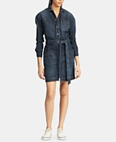 57628714b61da Polo Ralph Lauren Dresses for Women - Macy s