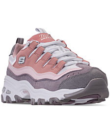 Skechers Women's D'Lites - Sure Thing Walking Sneakers from Finish Line