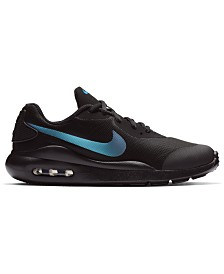 Nike Boys' Oketo Air Max Casual Sneakers from Finish Line