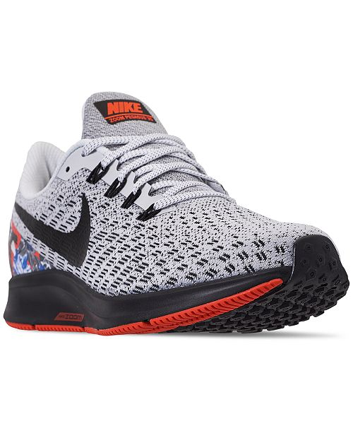 check out 84c65 1cbc8 ... Nike Women s Air Zoom Pegasus 35 Running Sneakers from Finish ...