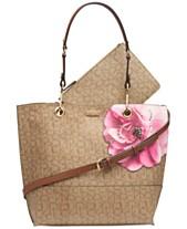 8cf5feae18c8 Calvin Klein Sonoma Signature Floral Tote