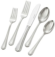 Zwilling Alcea 18/10 Stainless Steel 65-Piece Flatware Set, Service for 12