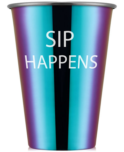 Thirstystone Sip Happens Rainbow Stainless Steel All-Purpose Cup