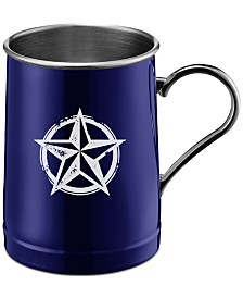 Thirstystone Blue Texas Lone Star Stainless Steel Beer Mug