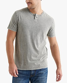 Men's Sugar Magic Snap Heather Henley