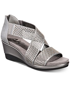 049189ebe Anne Klein Yourock Wedge Sneakers & Reviews - Athletic Shoes ...