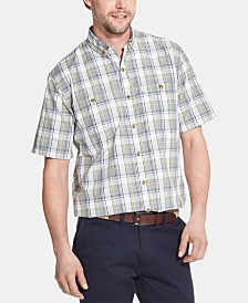 G.H. Bass & Co. Men's Bluewater Bay Plaid Shirt