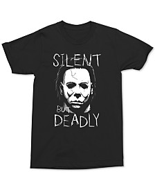 Silent But Deadly Michael Myers Men's Graphic T-Shirt
