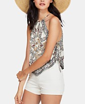 3d2e1eee40d0be Free People Sleeveless Tops  Shop Sleeveless Tops - Macy s