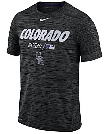 Nike Men's Colorado Rockies Velocity Team Issue T-Shirt