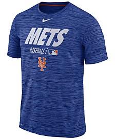 Nike Men's New York Mets Velocity Team Issue T-Shirt