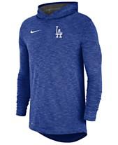 Nike Men s Los Angeles Dodgers Dry Slub Hooded T-Shirt c5272eb8c