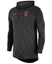 89cc8a320 Nike Men s San Francisco Giants Dry Slub Hooded T-Shirt