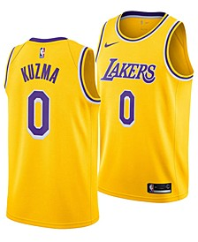 Men's Kyle Kuzma Los Angeles Lakers Icon Swingman Jersey