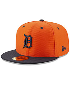 New Era Boys' Detroit Tigers Batting Practice 59FIFTY Cap