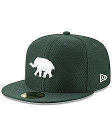New Era Boys' Oakland Athletics Batting Practice 59FIFTY Cap
