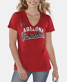 G-III Sports Women's Arizona Diamondbacks Finals T-Shirt